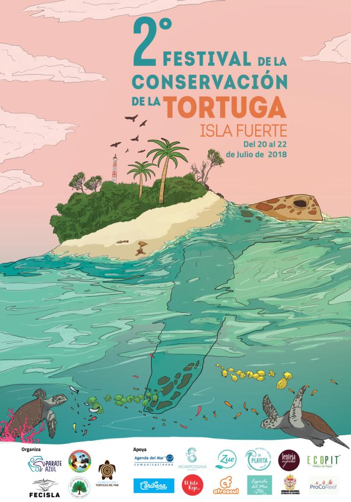 Festival de la conservación de la tortuga 2