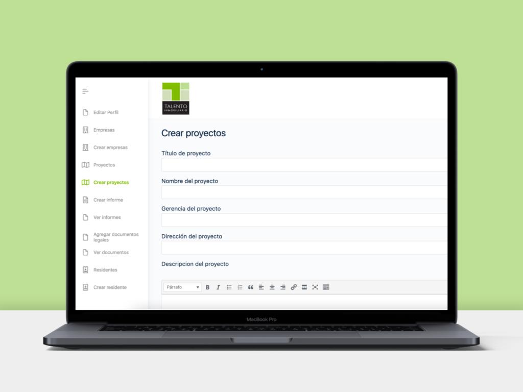 App gestión de informes 4